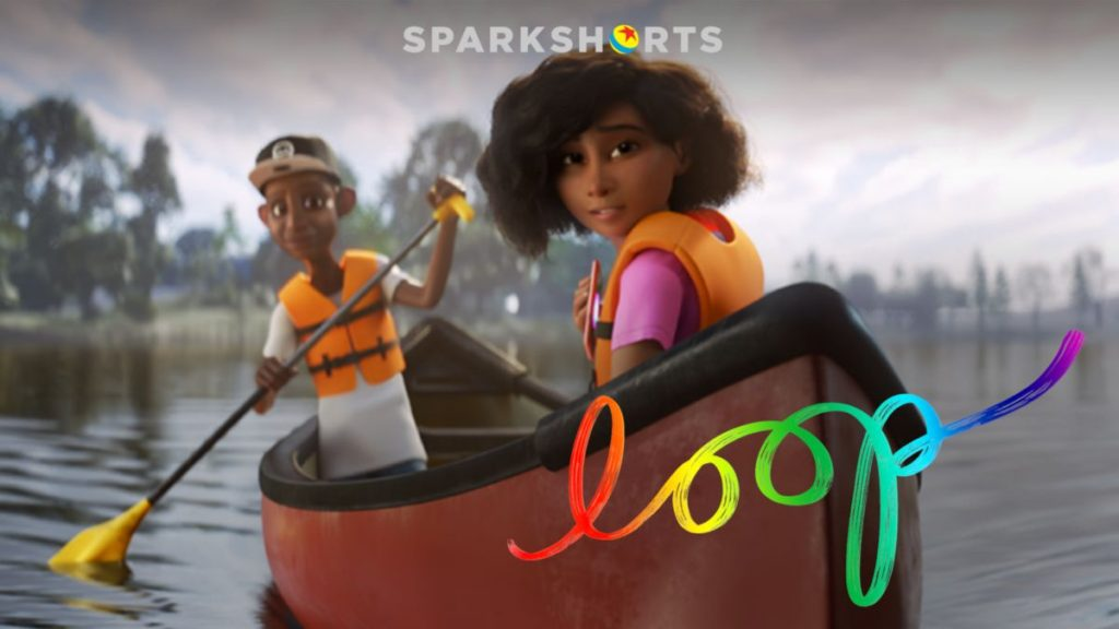Disney Loop Movie Poster