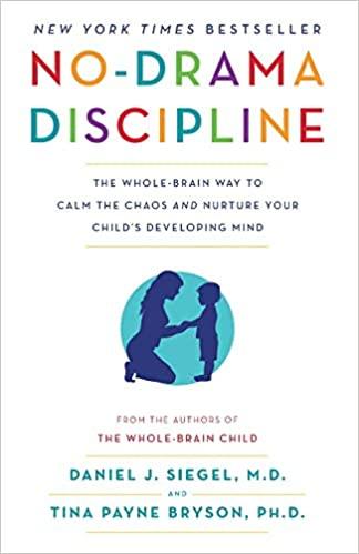 No Drama Discipline Book Cover