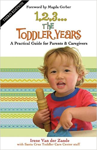 The Toddler Years Book Cover